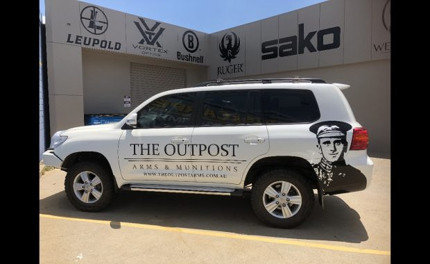The Outpost 4WD
